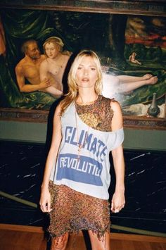 Vivienne Westwood Climate Revolution T-shirt | AnOther Loves