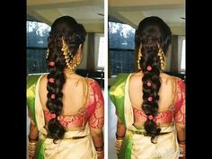 New bridal Hairstlyes 2019 Bridal Hairstyle Indian Wedding, Bridal Hair Buns, Bridal Hairdo, Hairdo Wedding, Indian Wedding Hairstyles, Bridal Braids, Saree Hairstyles, Ethnic Hairstyles, Bride Hairstyles