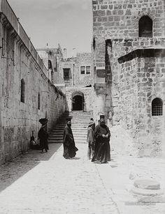 holy sepulcher palestine ramallah 1920