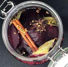 Syltede rødbeder Sous Vide, Preserves, Pickles, Brunch, Dessert, Fruit, Vegetables, Home Canning, Marmalade