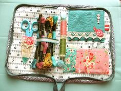 Sewing Case by clothwork, via Flickr