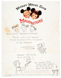 Rankin/Bass-historian: THE MICKEY MOUSE CLUB