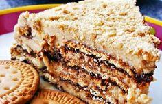 Portuguese Maria Biscuit Cake Recipe