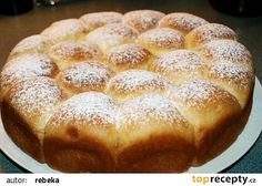Honzovy buchty v remosce recept - TopRecepty.cz Tasty, Yummy Food, Graham Crackers, Apple Pie, Oven, Cooking Recipes, Sweets, Dishes, Baking