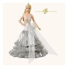 2008 Hallmark Celebration Barbie Ornament