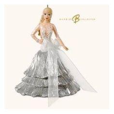 2008 Hallmark Celebration Barbie Ornament