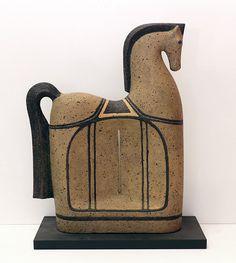 Larry Elsner -Horse