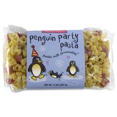 Penguin Party Pasta