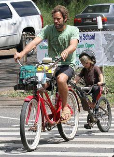 Jack Johnson and son-love it http://www.amazon.com/The-Reverse-Commute-ebook/dp/B009V544VQ/ref=tmm_kin_title_0