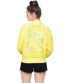 0cf12d953de Back View - Beauty Yellow Beauty And The Beast Movie