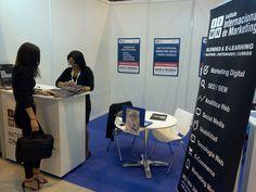 Una de nuestras asesoras comerciales en el eShow Madrid
