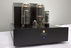 Jolida, Fusion Monoblock Tube Power Amplifier