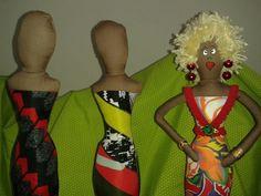 Bonecas decorativas 50cm