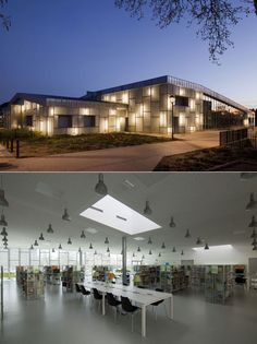 The Media Library & Cultural Centre | Lisses, France