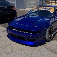 / Nissan Silvia S13 /