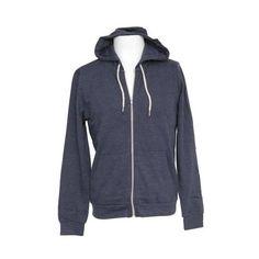Brave Soul Mens Plain Hooded Casual Wear Jumper/Hoodie (5 Colours) :... via Polyvore