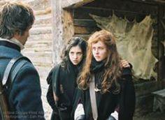 Katharine and Emily in Ginger Snaps Back III: The Beginning Ginger Snaps Movie, Katharine Isabelle, Good For Her, Vampires And Werewolves, Ya Novels, She Movie, Style Snaps, Horror Films, Snap Backs