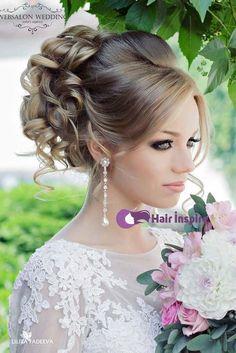 Stunning Summer Wedding Hairstyles ❤ See more: www. Stunning Summer Wedding Hairstyles ❤ See more: www.weddingforwar… Stunning Summer Wedding Hairstyles ❤ See more: www. Summer Wedding Hairstyles, Bride Hairstyles, Pretty Hairstyles, Bridesmaid Hairstyles, Hairstyle Ideas, Easy Hairstyles, Fashion Hairstyles, Dreadlock Hairstyles, Dress Hairstyles