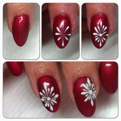Christmas nail designs !!!