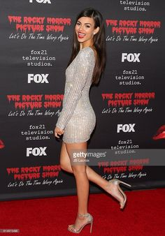 Actress Victoria Justice attends the premiere of Fox's 'The Rocky Horror Picture Show: Let's Do The Time Warp Again' on October 13, 2016 in West Hollywood, California.