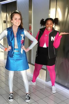 30 Costume Ideas For BFFs That Prove the '90s Were the Best