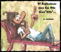 VitoBelloto, te propone este Verano, 6 Reflexiones para Mejorar tu Creatividad. Síguelo en el blog de Vitobelloto.