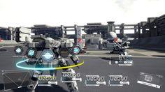 ターン制ロボットアクション『DUAL GEAR』始動!ダメージ計算に装甲と内部フレームの概念があり、カスタム要素も充実 | インサイド