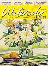 In the August 2009 issue of Watercolor Artist, Charles Reid shares his secrets for keeping your paintings fresh and loose. Here, he expounds on his process for painting lost and found edges.