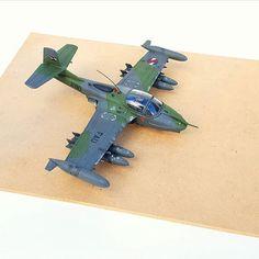 ------------------------------------------- Model: Cessna A-37 Dragonfly  By: @nicofigueira  Kit: Academy Scale: 1/72 -------------------------------------------- ✈️ #scalemodelsworld #scalemodels #scalemodel #plasticmodel #plasticmodels #plastickit #plastickits #hobby #modelism #modelismo #afición #tiempolibre #model #modelo #моделизм #увлечение #хобби #масштабныймоделизм #стендоваямодель #стендовыймоделизм #мирмасштабныхмоделей #свободноевремя #instagood  #instaphoto #...
