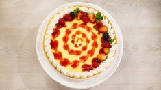 Eveline Wild, Food And Drink, Pie, Desserts, Yogurt, Bakken, Raspberries, Food And Drinks, Torte