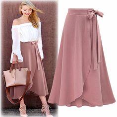 Skirt Outfits, Dress Skirt, Dress Up, Daisy Dress, Skirt Pleated, Chiffon Skirt, Chiffon Fabric, Dress Long, Denim Skirt