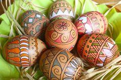 Ostern, Eier, Ostereier, Textur, Ornament