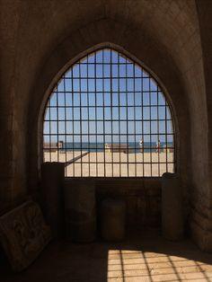 Windows, Church, Trani, Apulie, Italy