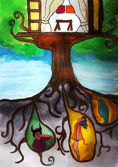 #surealism #art #illustration #watercolour #drawmoi Surealism Art, Watercolour, Illustration, Painting, Watercolor, Watercolor Painting, Illustrations, Painting Art, Paintings