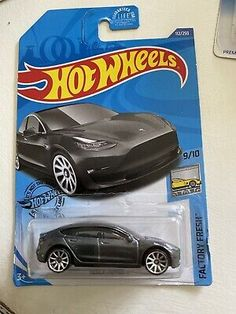 Hot Wheels Case, Arc Reactor, Electric Car, Diecast, 1, Conditioner, How To Apply, Fresh, Cars