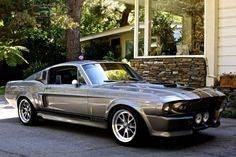 1968 Ford Mustang Road Racer With 600HP and NOS