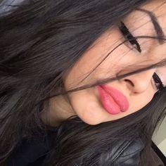 Image via We Heart It #beauty #cool #eyeliner #face #fashion #girl #makeup #style #tumblr