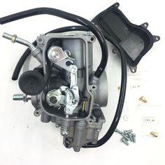 69.99$  Buy now - http://alifii.worldwells.pw/go.php?t=32791139032 - New Carburetor For Yamaha Warrior 350 YFM 350 YFM350 1986 19871988 1989 -2004 ATV Quad Carb carburettor for yamaha 350  carby 69.99$