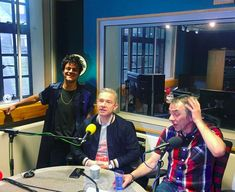 Jamie has interviewed Martin Freeman for his BBC Radio 2 show