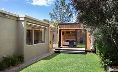 Green roof-ready Backyard Room pops up in six short weeks