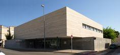 Centro de salud Bellreguard (Valencia) - Roberto Santatecla Fayos.