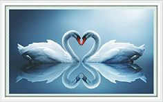 Koky DIY Diamond Painting 5d Crystal Paint Kits with Swans Heart Koky http://www.amazon.com/dp/B0174HZHGS/ref=cm_sw_r_pi_dp_BsZtwb12XHH88