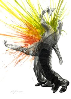 Las transparencias de acuarela, el uso de la pluma y lápiz hacen de este trabajo una conjunción de técnicas y formas de trabajo artístico. Con obras llenas de escenas violentas, monstruos y criaturas fuera de lo común, Zach Johnsen y su magnífica imaginación nos llevan a escenarios que explotan en color.    Ilustrador, […]