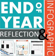 As the calendar year draws to a close, engage your students with this fun and creative Personal Reflection and Infographic Activity. First, students will complete a personal reflection about their year. Then, students will complete an infographic template to present their reflection information quickly and clearly. This resource is a super fun way to celebrate the end of the year!
