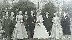 Pamela & Fred's wedding