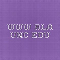 www.rla.unc.edu