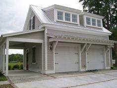 garage overhang - Google Search