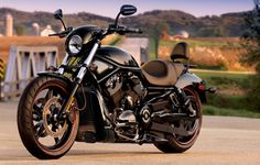 Massive power meets the countryside. | 2009 Harley-Davidson Night Rod Special