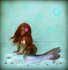 Mermaid by Lili Roze Photography