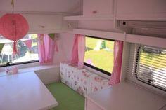 sweet happiness in the caravan